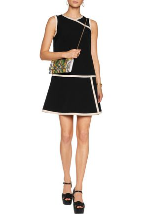 M MISSONI Twill mini dress