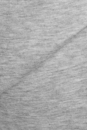 ÊTRE CÉCILE Scuba-jersey mini dress