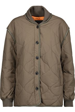 RAG & BONE Addison quilted cotton jacket