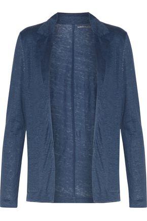 MAJESTIC Linen blazer