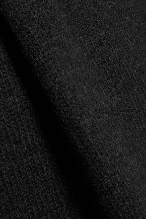 A.L.C. Gilbert merino wool-blend mini dress