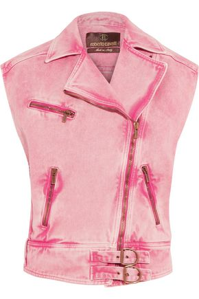ROBERTO CAVALLI Cotton vest