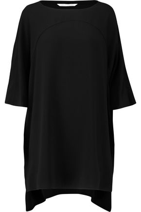 DIANE VON FURSTENBERG Madera crepe mini dress