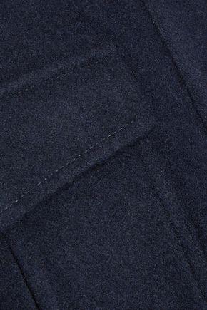 GANNI Wool-blend jacket