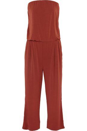 BY MALENE BIRGER Mynni strapless stretch-jersey crepe jumpsuit