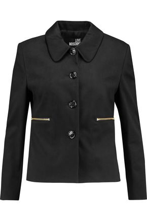 LOVE MOSCHINO Cotton jacket