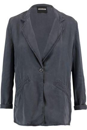 MONROW Tencel-twill jacket