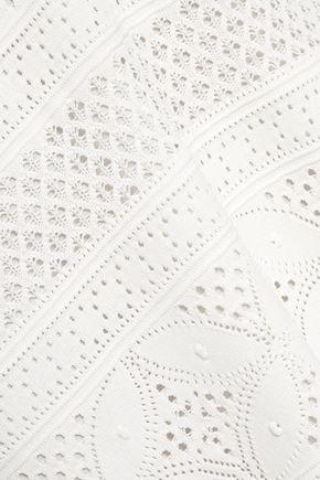 A.L.C. Stretch-knit midi dress