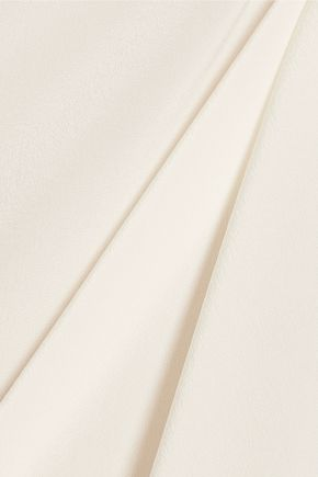 ZIMMERMANN Silk-crepe top
