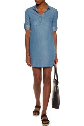 W118 by WALTER BAKER Rena chambray mini dress
