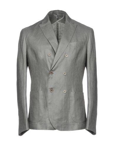 Фото - Мужской пиджак 26.7 TWENTYSIXSEVEN серого цвета