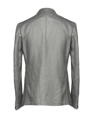 Фото 2 - Мужской пиджак 26.7 TWENTYSIXSEVEN серого цвета