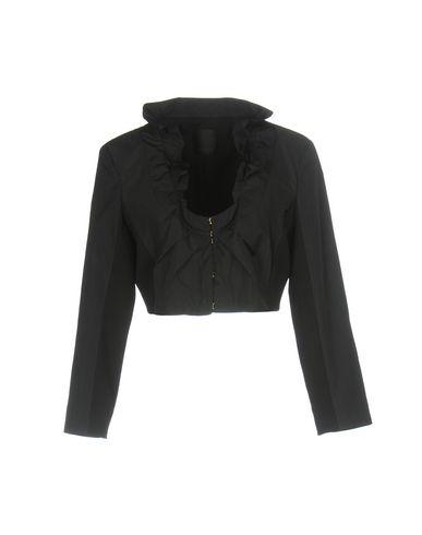 Фото - Женский пиджак  черного цвета