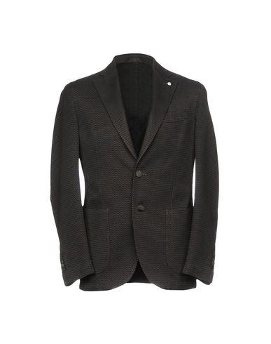 Купить Мужской пиджак L.B.M. 1911 цвет стальной серый
