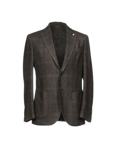Фото - Мужской пиджак L.B.M. 1911 цвет стальной серый