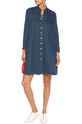 M.I.H JEANS Denim mini dress