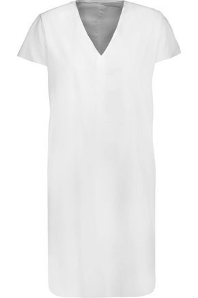 MAJESTIC Cotton-gauze tunic