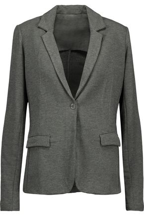 MAJESTIC FILATURES Stretch-ponte blazer