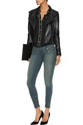 J BRAND Connix leather jacket