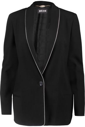 JUST CAVALLI Knitted blazer