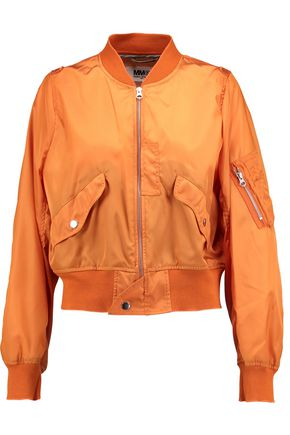 MM6 by MAISON MARGIELA Shell bomber jacket