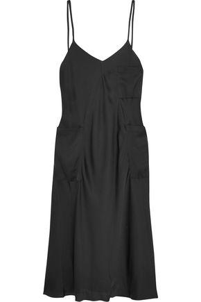MM6 by MAISON MARGIELA Satin midi dress