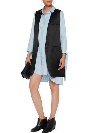 MM6 by MAISON MARGIELA Linen-blend vest