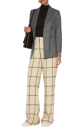 BRUNELLO CUCINELLI Embellished woven jacket