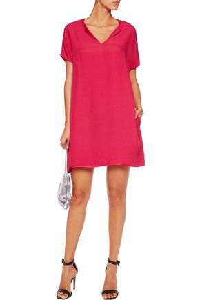 DIANE VON FURSTENBERG Kora satin-crepe dress
