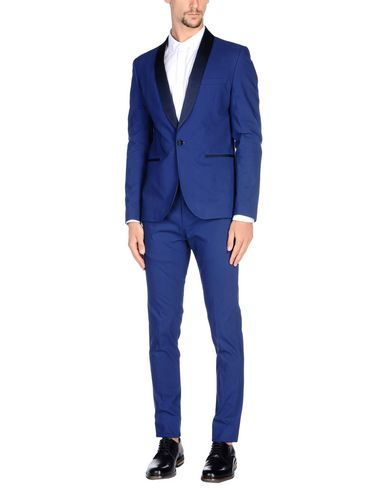 Фото - Мужской костюм  синего цвета