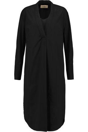 BY MALENE BIRGER Isslanias cotton-poplin shirt dress