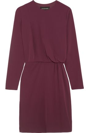 BY MALENE BIRGER Draped crepe dress
