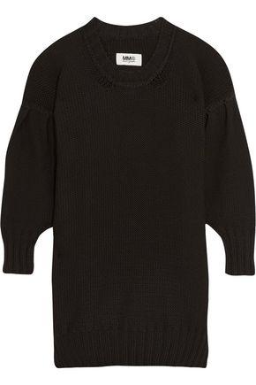 MM6 by MAISON MARGIELA Open-knit dress