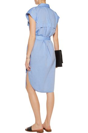 BY MALENE BIRGER Elliane belted cotton dress