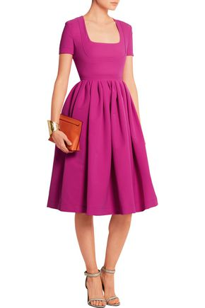 PREEN by THORNTON BREGAZZI Stretch-crepe dress