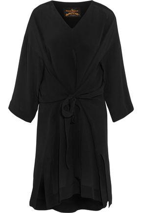 VIVIENNE WESTWOOD ANGLOMANIA Hope crepe mini dress