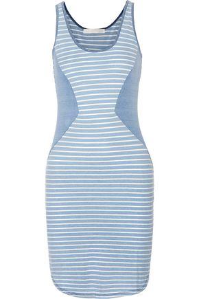 KAIN LABEL Sea striped cotton dress