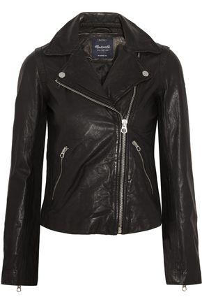 MADEWELL Leather biker jacket