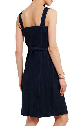 M.I.H JEANS Jeanne suede dress