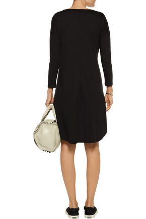 KAIN LABEL Lola paneled cotton and modal-blend dress