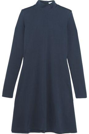 TITLE A Stretch-cotton jersey mini dress