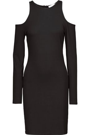 KAIN Hillary cutout stretch-modal dress