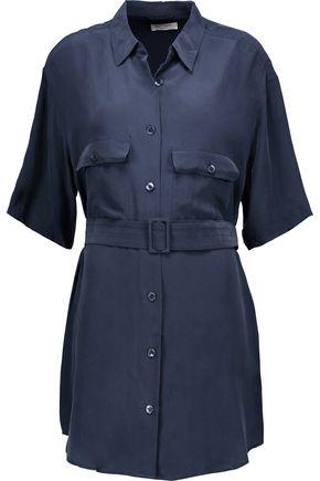 EQUIPMENT Matteo washed-silk shirt dress