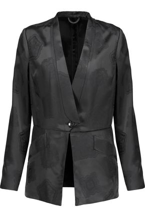 ETRO Satin-jacquard blazer