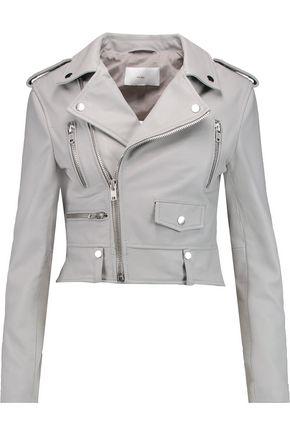 W118 by WALTER BAKER Hanna leather biker jacket
