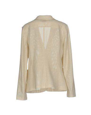 Фото 2 - Женский пиджак  цвет слоновая кость