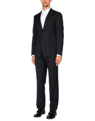 Фото - Мужской костюм LIU •JO MAN черного цвета