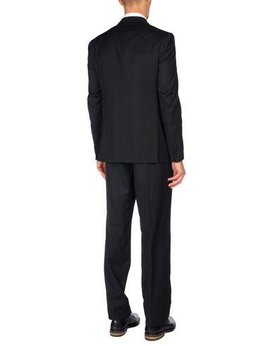 Фото 2 - Мужской костюм LIU •JO MAN черного цвета