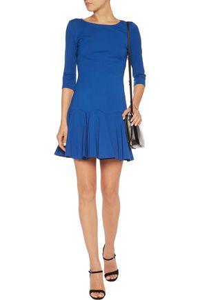 HALSTON HERITAGE Ponte mini dress