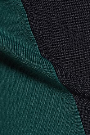RAG & BONE Lucine stretch-knit mini dress